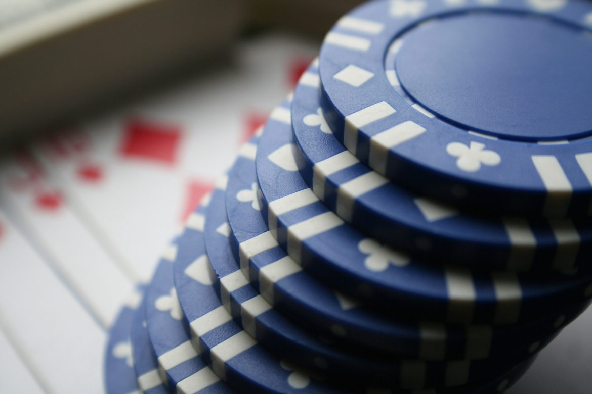 Poker games are the powerful tool