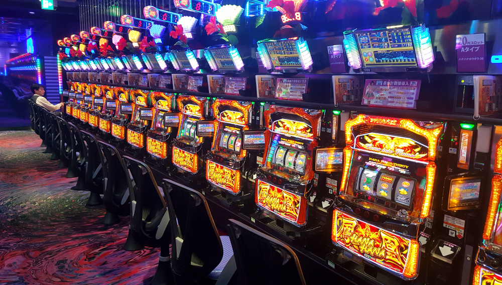 Online Slot Games To Have Fun